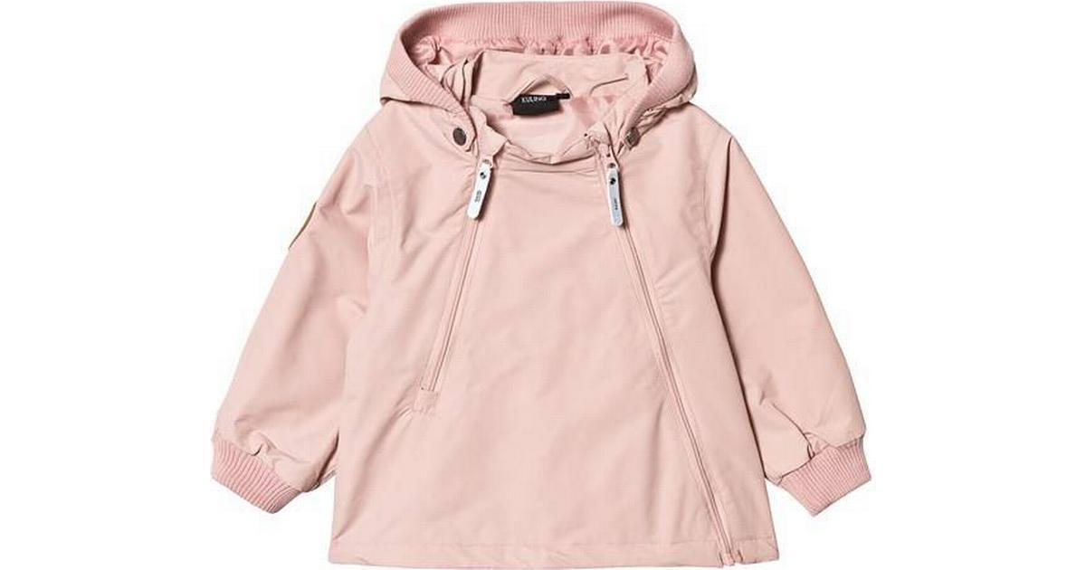 9c027916 Kuling Visby Baby Anorak Shell Jacket - Woody Rose - Sammenlign priser hos  PriceRunner