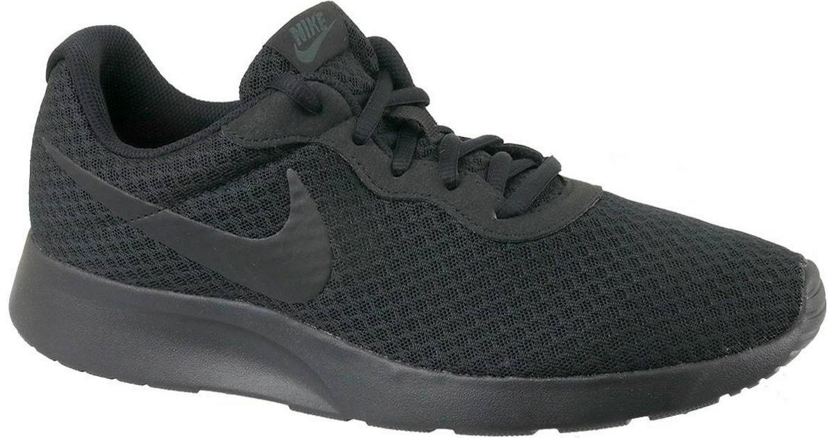 the best attitude d3b3d 94f3c Nike Tanjun - Black Anthracite Black - Hitta bästa pris, recensioner och  produktinfo - PriceRunner