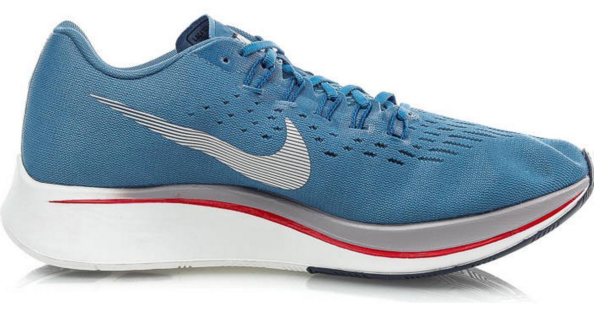 sale retailer ccd72 f287d Nike Zoom Fly M - Blue White - Hitta bästa pris, recensioner och  produktinfo - PriceRunner