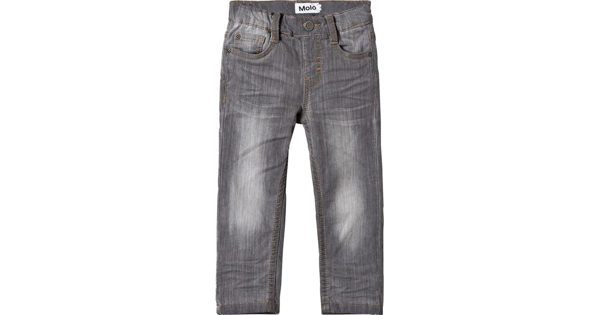 1774da12e27 Molo Augustin - Grey Washed Denim (1S18I130 1164) - Sammenlign priser hos  PriceRunner