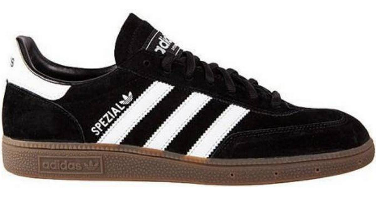 1b3f96d3 Adidas Spezial M - Black/Footwear White/Gum - Sammenlign priser hos  PriceRunner