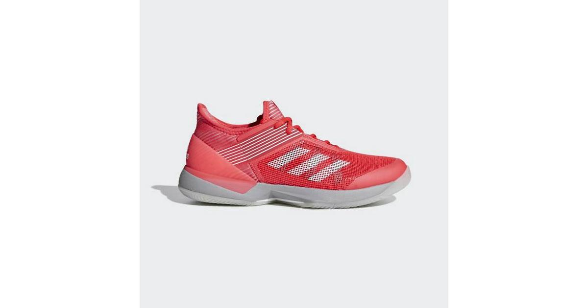 1178290c3f9de Adidas Adizero Ubersonic 3.0 W - Shock Red Ftwr White Light Granite -  Sammenlign priser hos PriceRunner
