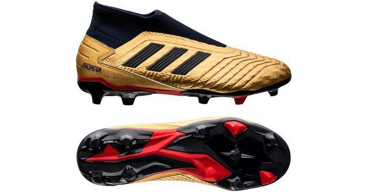 9610a0443a6 Adidas Predator 19.3 Firm Ground Zinédine Zidane M - Gold Met./Collegiate  Navy/Predator Red - Hitta bästa pris, recensioner och produktinfo -  PriceRunner