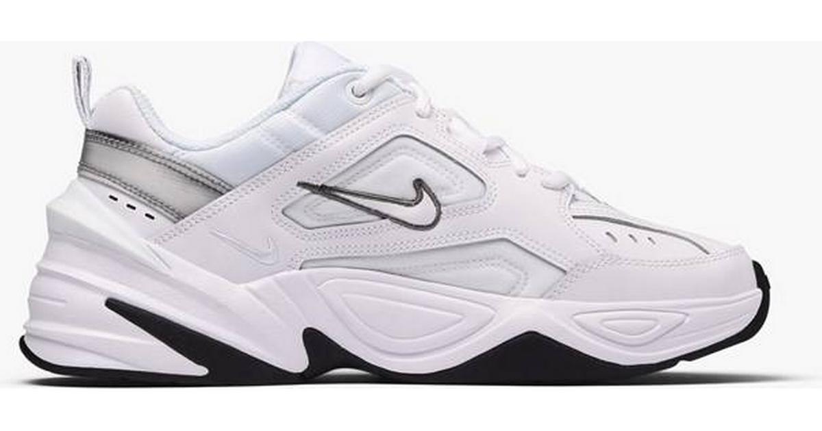 0517f0ad4aa Nike M2K Tekno W - White/Cool Grey/Black/White - Sammenlign priser hos  PriceRunner