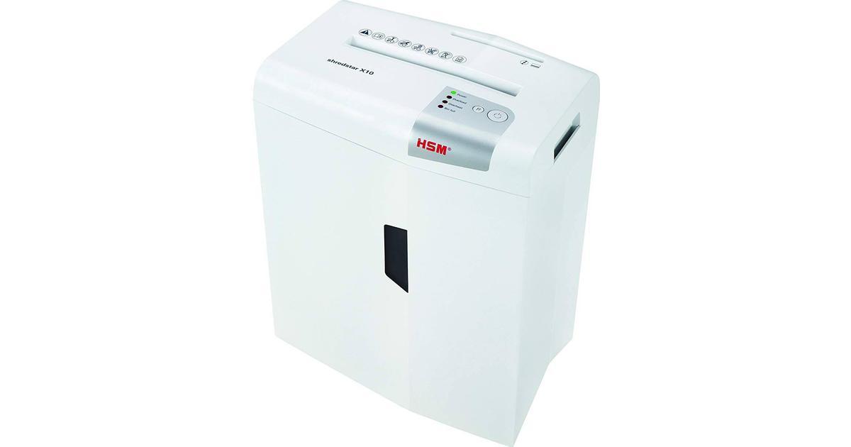 Helt nya HSM Shredstar X10 - Hitta bästa pris, recensioner och produktinfo YY-69