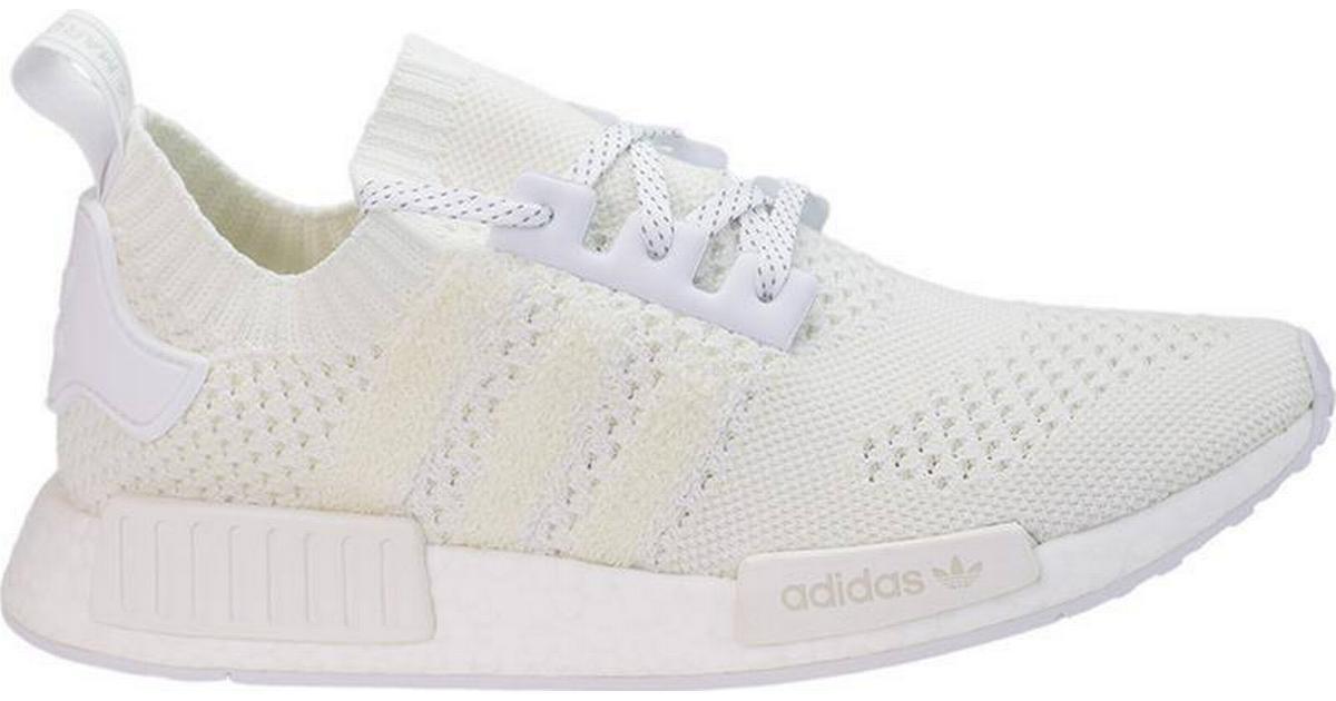 fd31a185b8a Adidas NMD R1 PK M - Ftwr White/Ftwr White/Green - Hitta bästa pris,  recensioner och produktinfo - PriceRunner