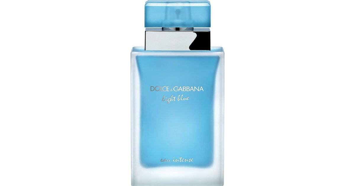 dee1095c Dolce & Gabbana Light Blue Eau Intense EdP 100ml - Compare Prices - PriceRunner  UK