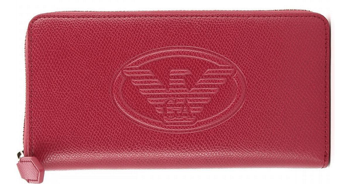 589d3ec640d Emporio Armani Wallet - Red - Sammenlign priser hos PriceRunner