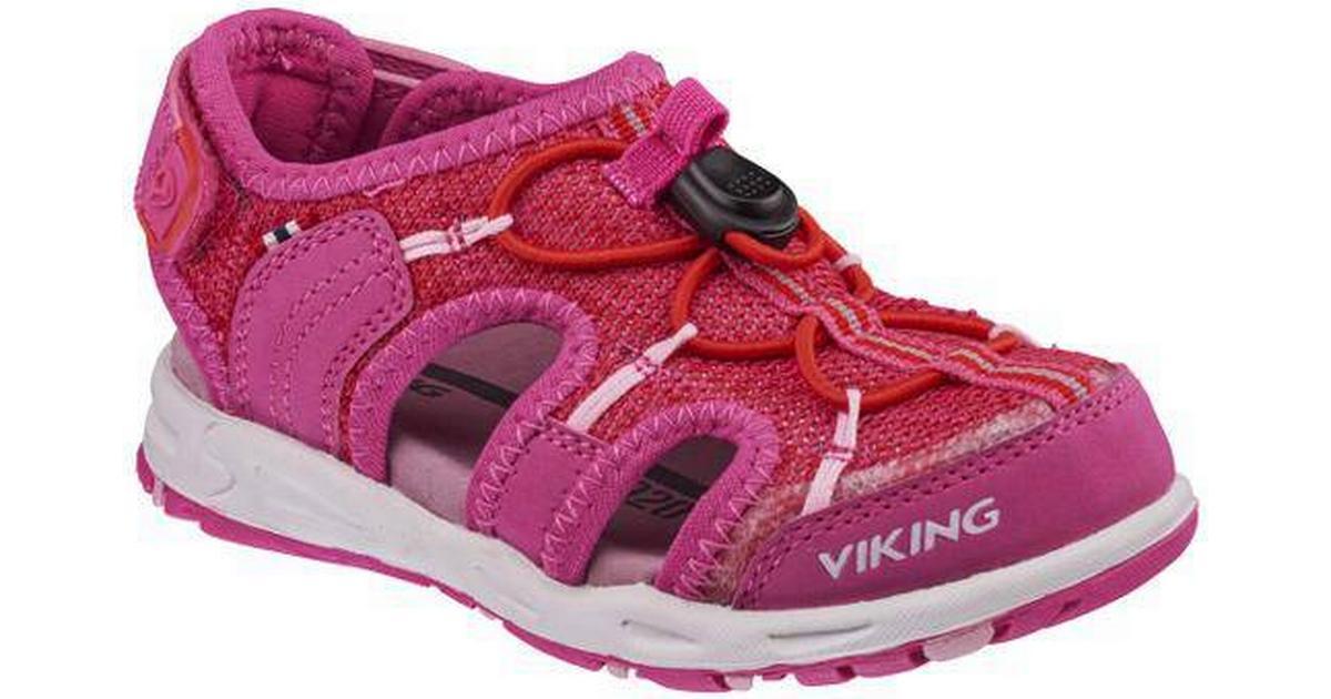 288e655d Viking Thrill II Magenta/Röd (3-49500) - Hitta bästa pris, recensioner och  produktinfo - PriceRunner