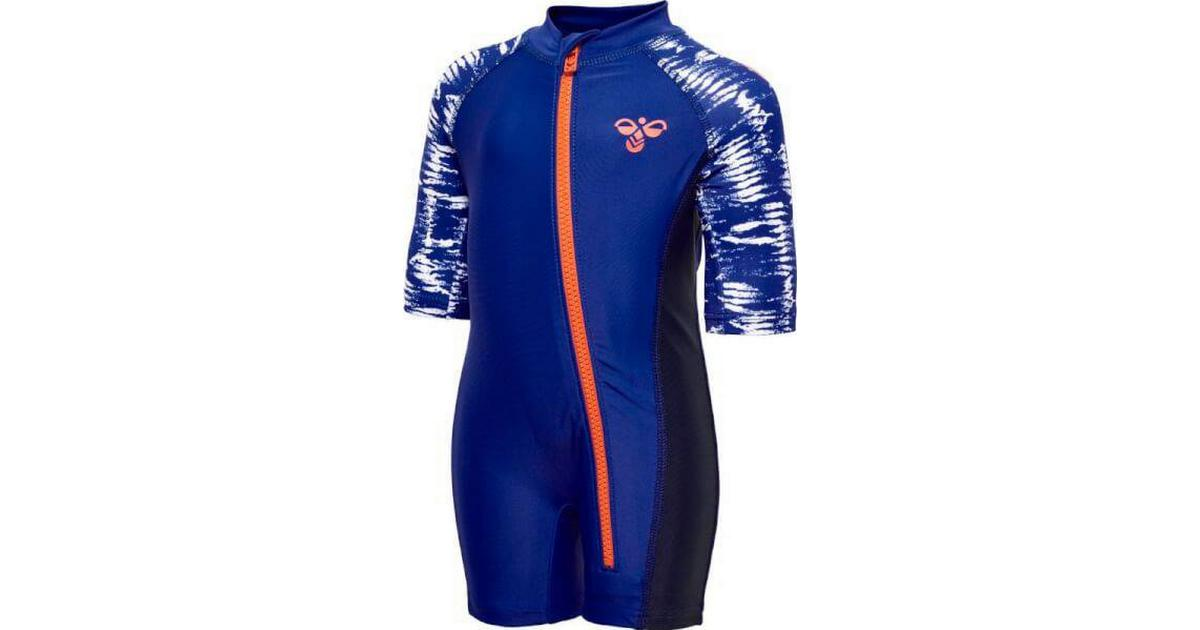 80cb708cadf Hummel Sonny Swim Bodysuit - Surf the Web (202300-7788) - Sammenlign priser  hos PriceRunner