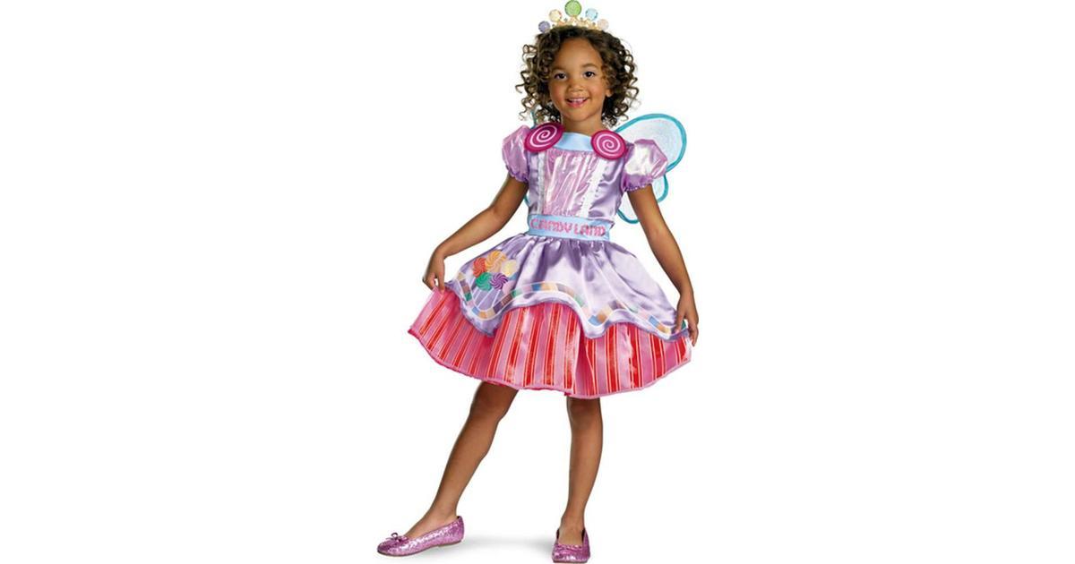 36250e93e648 Fun World Candy Land Girl Deluxe Halloween Costume - Hitta bästa pris,  recensioner och produktinfo - PriceRunner