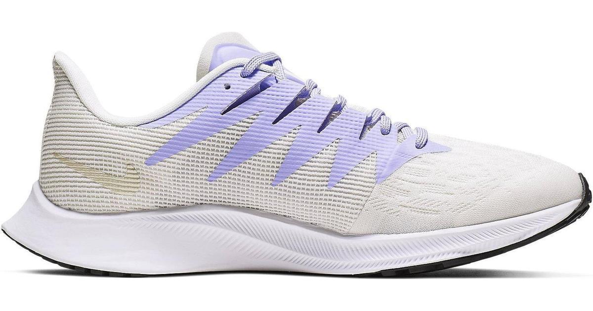 48f70bf311a Nike Zoom Rival Fly W - Phantom/Purple Agate/White/Metallic Cashmere - Sammenlign  priser hos PriceRunner