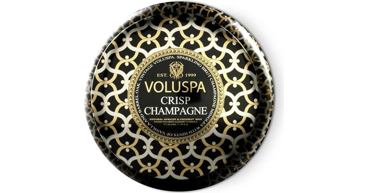 crisp champagne ljus