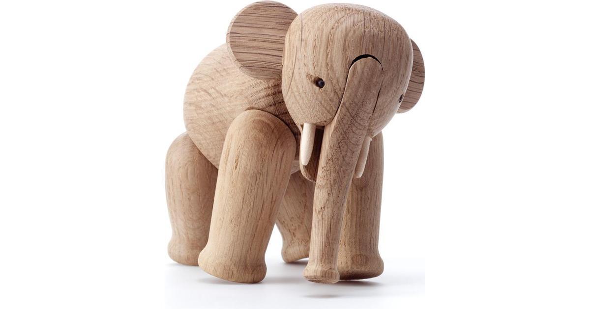 255a5396d45e Kay Bojesen Elefant 12.6cm Figur - Sammenlign priser hos PriceRunner