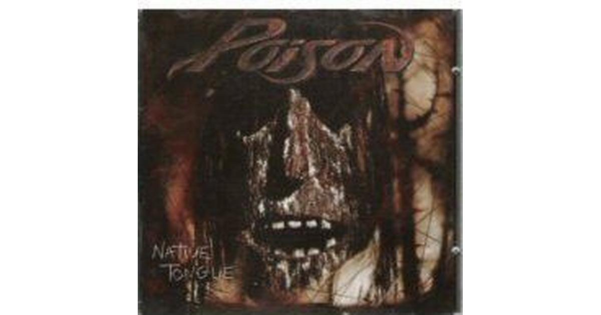 Poison - Native Tongue - Hitta bästa pris, recensioner och  produktinformation på PriceRunner Sverige