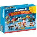 Playmobil Adventskalender- Jul på gården 6624