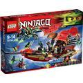 Lego Ninjago Sista färden med Ödets gåva 70738