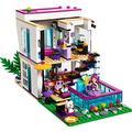 Lego Livis popstjärnehus 41135