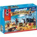 Playmobil Skattkammarön Adventskalender