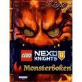 LEGO Nexo knights: Monsterboken (Kartonnage, 2016)