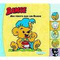 Mn första bok om Bamse (Board book, 2016)