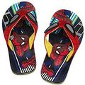 Ultimate Spiderman flip-flops