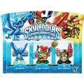 Skylanders Spyro's Adventure - Whirlwind + Double Trouble + Drill Sergeant Triple Character Pack