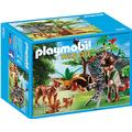 Playmobil Lynx Family With Cameraman 5561