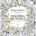 Magiska djungeln: ett tecknat äventyr att färglägga själv (Danskt band, 2016)