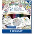 Staedtler Coloured Pencil 185 C24JB