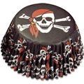 Bull Muffinsformar Pirat Stor (50 pakke)