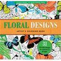 Floral Designs Artist's Coloring Book (Häftad, 2014)