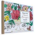 Journey in Color: French Baroque Coloring Book (Häftad, 2016)