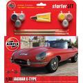 Airfix Jaguar E Type Starter Set A55200