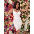 Atmosphere White Dress