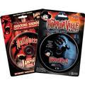 CD med Skräckljud