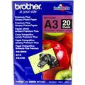 BROTHER Fotopapper Glossy A3 20 ark 260g BP71GA3