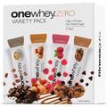 One Whey® Bar Zero Variety Pack