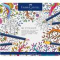 Faber-Castell Art Grip Aquarelle Watercolour Pencils Tin of 24