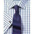 Blue Hardwick Check Shirt