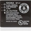 SIGMA Batteri DP1/2/3-Merrill BP-41