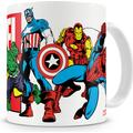 Hybrisonline MARVEL COMICS - HEROES COFFEE MUG