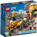 Lego City Bergbauteam 60184