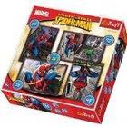 Marvel Trefl 4-in-1 Puzzle Spiderman Spiderman