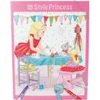 Depeshe Style Princess Colouring Book