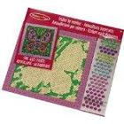 Melissa & Doug 14293 Butterfly Peel and Press Sticker by Number