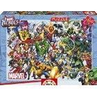 Marvel Educa 15193 - Marvel Heroes - 1000 pieces - Puzzle