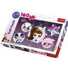 Trefl Puzzle Super Stars Hasbro Littlest Pet Shop (160 Pieces)