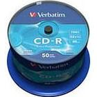 Verbatim CD-R Extra Protection 700MB 52x Spindle 50-Pack