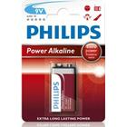 Philips Power Life Batteri Alkaline 9V/66LF22
